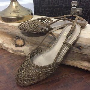 ⬇️$150 Stuart Weitzman 'Cagelike' Sandal